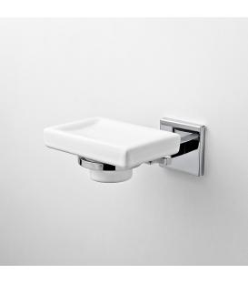 Wall mounted ceramic soap dish Plano