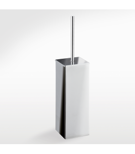 Freestanding toilet brush holder Plano