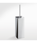 Freestanding toilet brush holder Plano