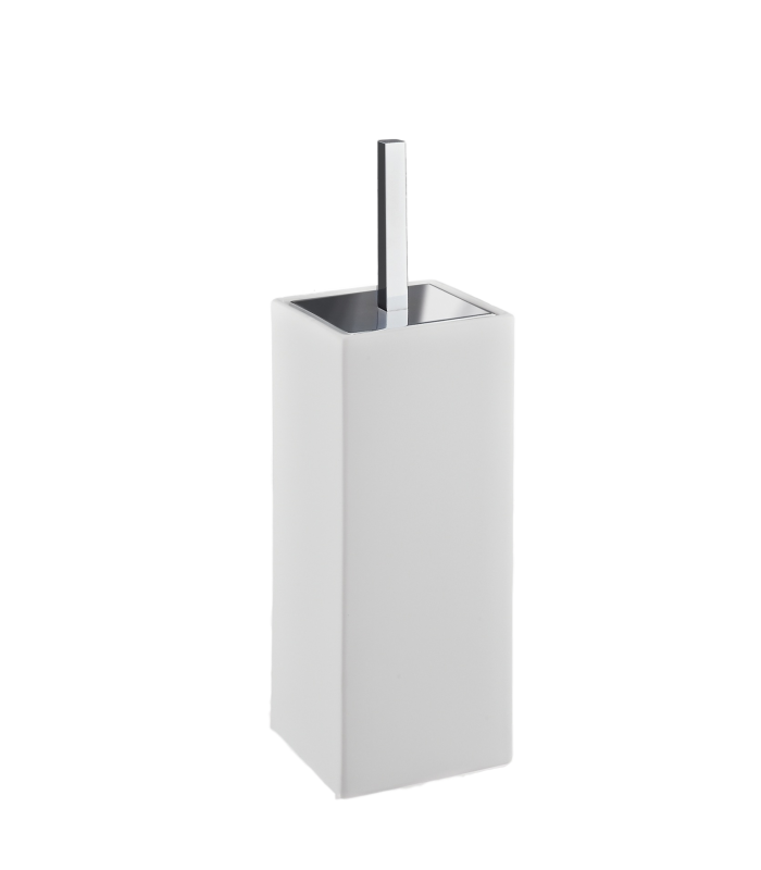 Ceramic toilet brush holder Cipro