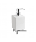Ceramic standing soap dispenser holder Plano