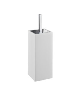 Ceramic toilet brush holder Idr