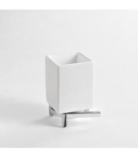 Ceramic standing tumbler holder Cipro