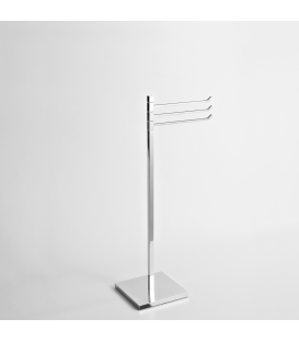 Towel holder stand Cipro