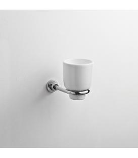 Wall mounted ceramic tumbler holder Alfa