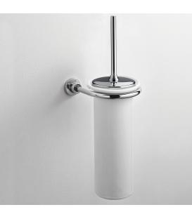 Ceramic wall-mounted toilet brush holder Alfa
