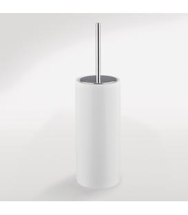 Ceramic standing toilet brush holder Kios