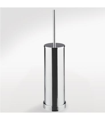 Freestanding toilet brush holder