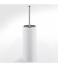 Ceramic toilet brush holder Idra