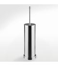 Freestanding toilet brush holder Paros