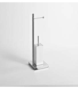 Stojak łazienkowy P165 Chrom