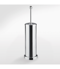 Freestanding toilet brush holder Zacinto