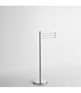 Shorter towel holder stand Zacinto