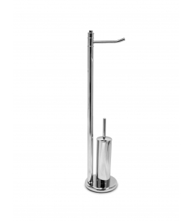 Bathroom Stand P57 Chrome