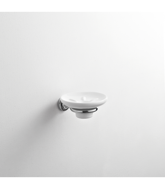 Wall Mounted Ceramic Soap Dish Holder Rho Ism