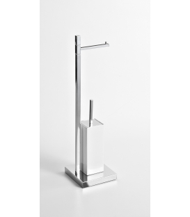 Bathroom stand P305 Chrome