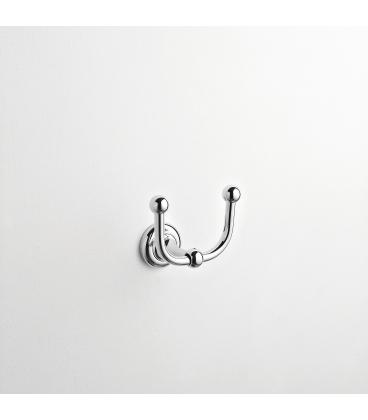 Bathroom towell double hook Eta