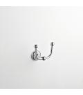 Bathroom double hook Eta