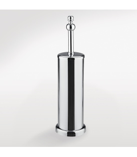 Freestanding toilet brush holder Omega